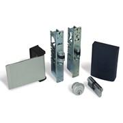 Alpro internal (access control optional) doors. - Backlit Keypad, Paddle