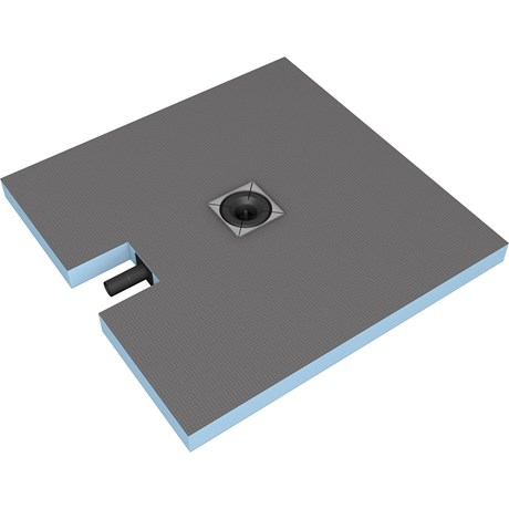 wedi Fundo Plano floor element