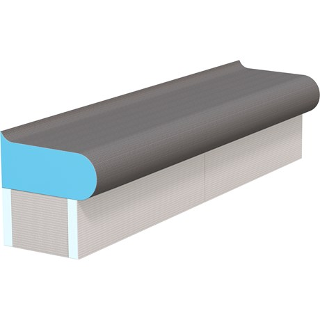 wedi Sanoasa Bellina bench element