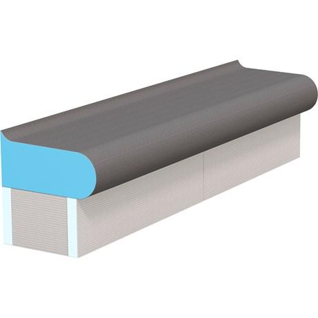 wedi Sanoasa Bellina bench element