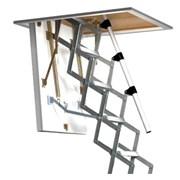 Miniline F30/ F30 Plus/ F60 Fire Rated Concertina Loft Ladder
