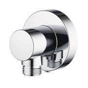 Options Push fit wall outlet