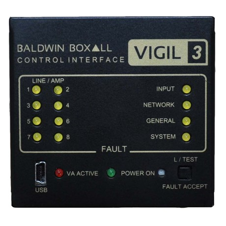 VIGIL3 Audio Output Module