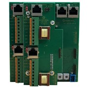 VIGIL3 Audio Input Module (BV3AIM4) Four way.