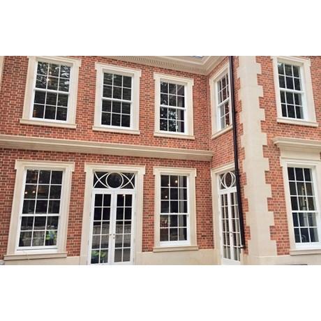 Heritage Sash Windows - Triple