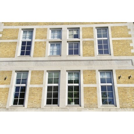 Traditional Tilt & Turn Timber Windows – Side Tilt & Turn Next To Direct Glazed