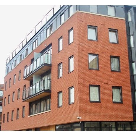 Alu Clad Tilt & Turn Windows – Side Tilt & Turn Next To Direct Glazed