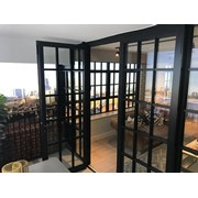 Reynaers Ultra Slim SL38 Window and Door System - Side & Turn Next To Tilt & Turn