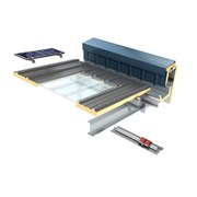 QuadCore™ Trapezoidal Roof Panel
