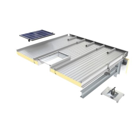 KingZip IP Standing Seam Roof Panel
