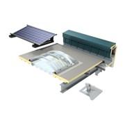 QuadCore™ Topdek Single Ply Membrane Roof Panel