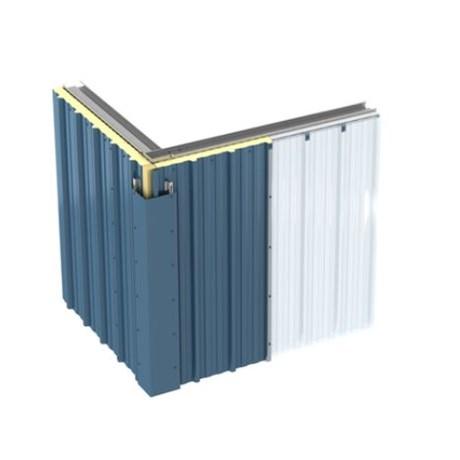 QuadCore Trapezoidal Wall Panel
