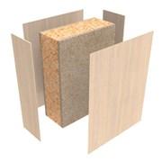 HALSPAN® 90 Fire Rated Interior Grade Door Blanks - Double Acting Single Doors With Overpanel
