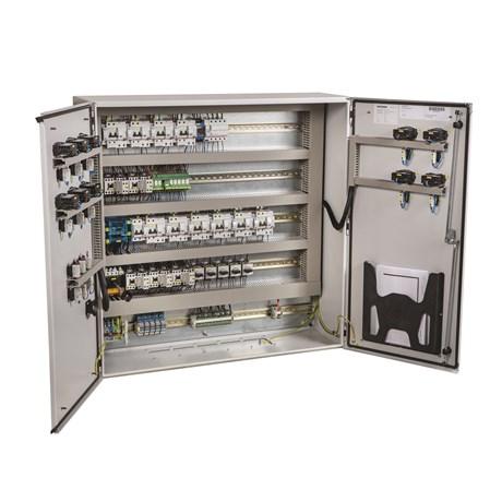 SBS Sprinkler Control Panel