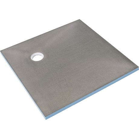 wedi Fundo Primo floor element, corner drain