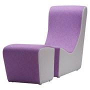 Zen Duo Footstool