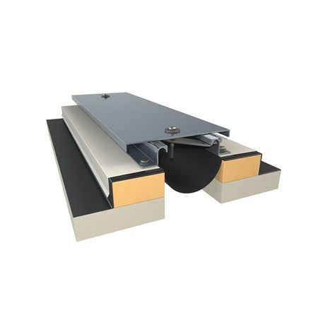651 Series Exterior Wall to Wall Expansion Joint System