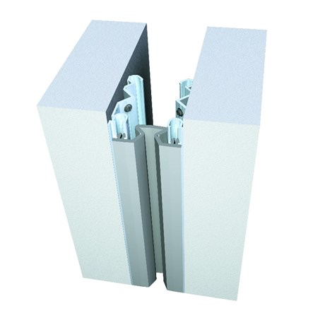 611 Series Wall To Wall Expansion Joint System
