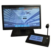Large Format Touch Screen