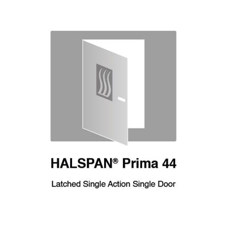 HALSPAN® Prima 44 mm Internal Fire Rated Door Blank - Latched Single Acting Single Doors