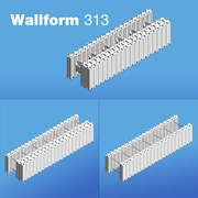 Wallform 313 ICF System