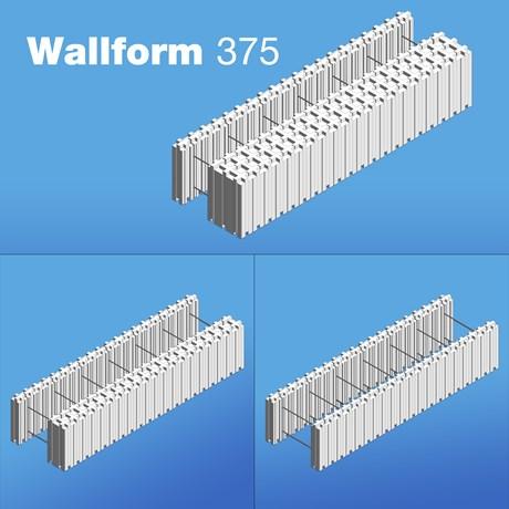 Wallform 375 ICF System