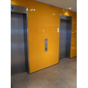 ColourX® Toughened Back Painted Interior Flat Glass