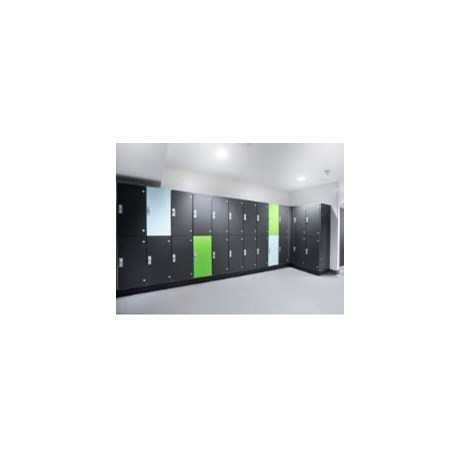 Marathon Laminate Dry Area Lockers