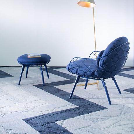 Arctic Survey - Pile carpet tiles