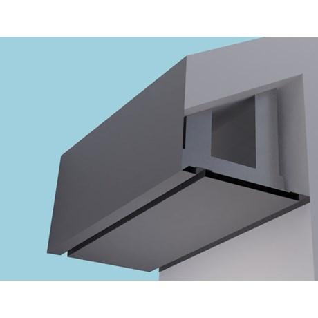 Vertical Fascia System - Fascia Only