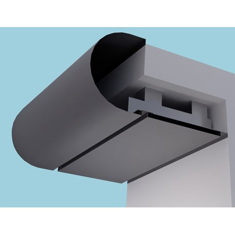 Bullnose Fascia Systems - Fascia Only