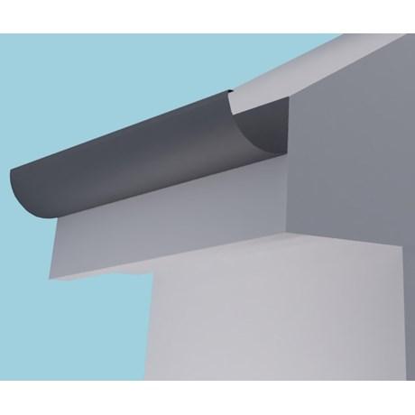 Dales HR150 Aluminium Gutter