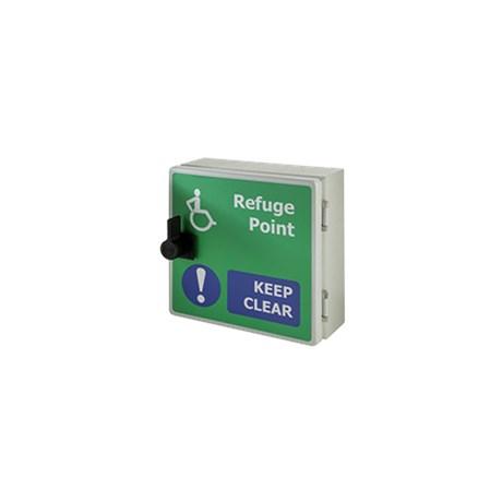 ViLX-IPB Weatherproof Type B Refuge Outstation