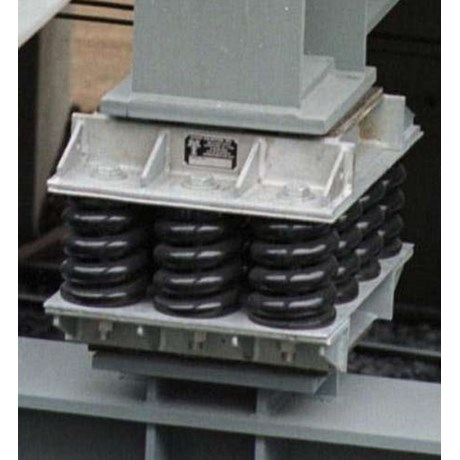 Spring Isolation Bearings