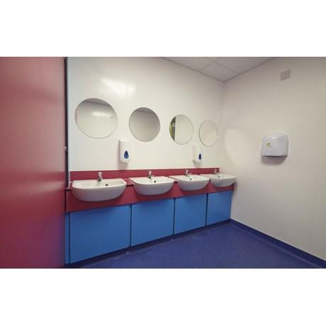 Trovex K2:12 Wash Stations