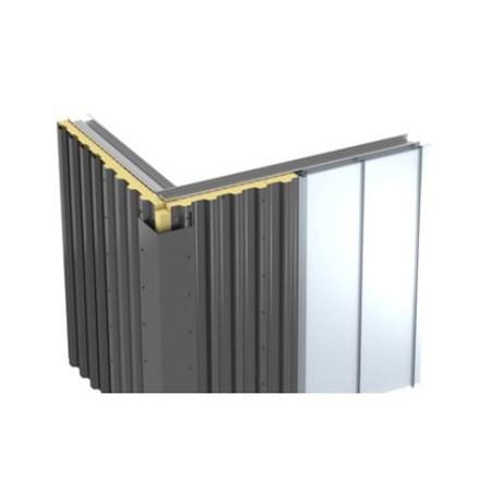 KS1000 FC Insulated Wall Panel System – PIR