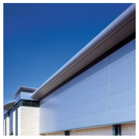 KS600-1000 Longspan Insulated Wall Panel System – QuadCore™