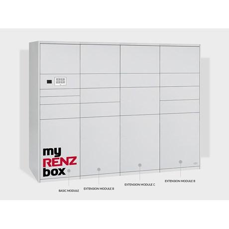 IPB Parcel Box - Extension Module