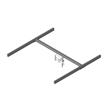 Ceiling Track Hoist - System Type B