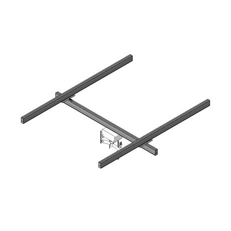 Ceiling Track Hoist - System Type G