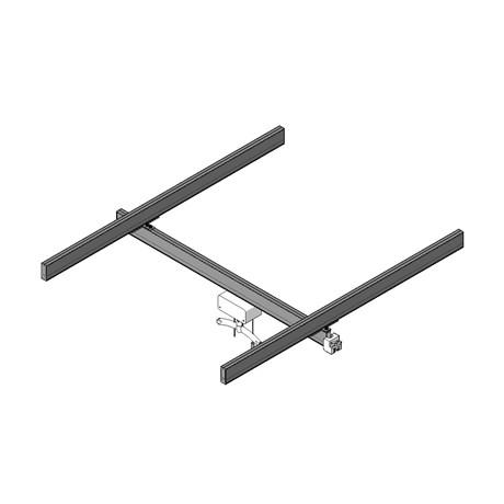 Ceiling Track Hoist - System Type R