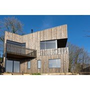 Siberian Larch Timber Cladding Heartwood Selected SertiWOOD®