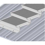 Ascent Aluminium Walkway System for Metal Profiled Roofs