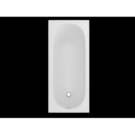 OBERON Solo Rectangular 1800x800 Quaryl UBQ 180 OBE 2V-XX