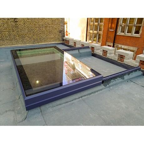 The Sliding Rooflight - SlideOver Roof