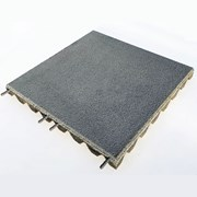 Castleflex EPDM Coated Tile
