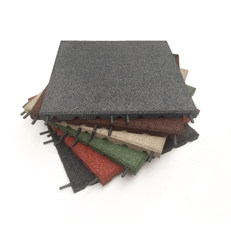 Castleflex Interlocking Tile