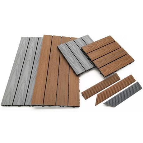 CastleWood Composite Deck Tile