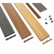 CastleWood Polymer Capped Decking Boards