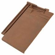 Fontenelle Interlocking Plain Clay Tile